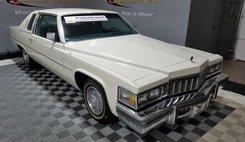1977 Cadillac DeVille 2dr Coupe