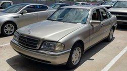 1997 Mercedes-Benz C-Class C 280