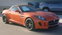2014 Jaguar F-TYPE Base