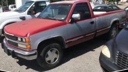 1988 Chevrolet C/K 1500 Reg. Cab 8-ft. Bed 4WD