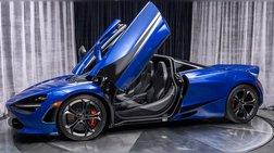 2018 McLaren 720S Coupe Luxury Package! Only 1k Miles! Sport Exhaust