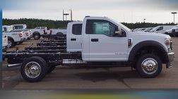 2020 Ford Super Duty F-450 XL 4WD REG CAB 145  WB 60