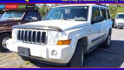2007 Jeep Commander Sport