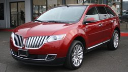 2015 Lincoln MKX Base
