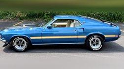 1969 Ford Mustang 2-Door Hatchback
