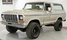 1978 Ford Bronco RANGER XLT PACKAGE 400 V8 AUTO 4X4 PS PB AC