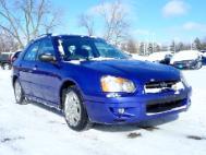 2004 Subaru Impreza 2.5 TS