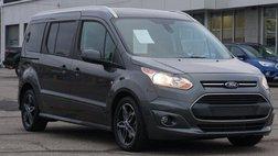 2017 Ford Transit Connect Wagon Titanium