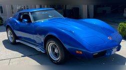 1976 Chevrolet Corvette T TOP