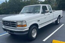 1997 Ford F-250 heavy duty extended cab with tool box