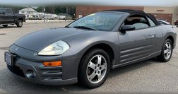 2003 Mitsubishi Eclipse Spyder GS