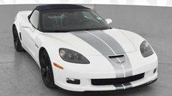 2013 Chevrolet Corvette Z16 Grand Sport