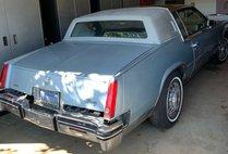 1982 Cadillac Eldorado Base
