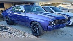 1971 Chevrolet SS