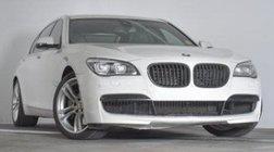 2014 BMW 7 Series 750Li xDrive