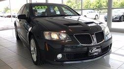2009 Pontiac G8 Car RWD