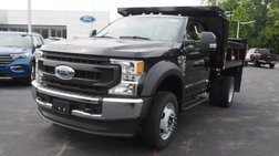 2020 Ford Super Duty F-550 XL 4WD Reg Cab 145 WB 60 CA