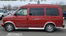 2000 Chevrolet Astro Cargo Van YF7 Upfitter