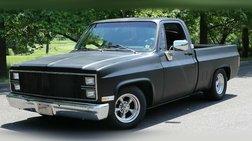 1983 Chevrolet C/K 10 Series