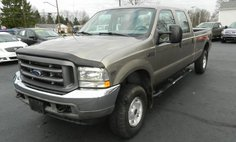 2004 Ford Super Duty F-350 XL