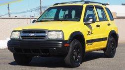 2002 Chevrolet Tracker ZR2