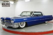 1964 Cadillac DeVille LS1 MOTOR AUTO AIR RIDE PS PB ONE OF A KIND