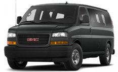 2021 GMC Savana Passenger LS 3500