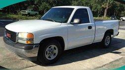 2002 GMC Sierra 1500 HT