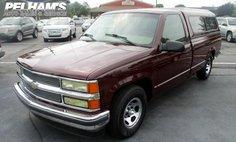 1997 Chevrolet C/K 1500 Reg. Cab Sportside 2WD