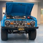 1972 Ford Bronco soft top