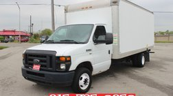 2013 Ford E-Series Chassis E 350 SD 2dr Commercial/Cutaway/Chassis 138 176 in. WB