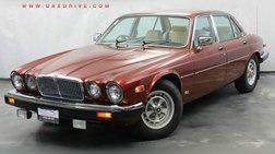 1987 Jaguar XJ-Series XJ6 Vanden Plas
