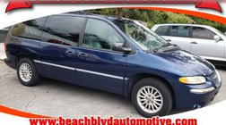 2000 Chrysler Town and Country LXi