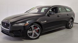 2018 Jaguar XF First Edition