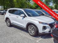 2019 Hyundai Santa Fe Limited 2.4 All-wheel Drive