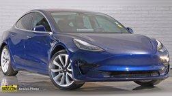 2018 Tesla Model 3 Mid Range