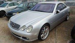 2003 Mercedes-Benz CL-Class CL 600