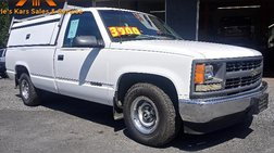 1996 Chevrolet C/K 1500 Reg. Cab W/T 6.5-ft. bed 2WD