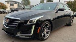 2017 Cadillac CTS 3.6L TT Vsport