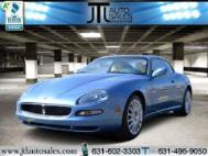 2002 Maserati Coupe Cambiocorsa