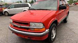 2000 Chevrolet Blazer LS