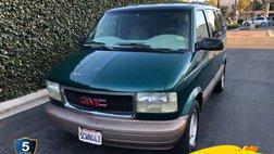 2003 GMC Safari Ext 111' WB RWD