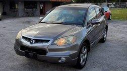 2007 Acura RDX SH-AWD w/Tech