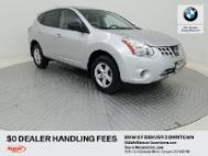 2012 Nissan Rogue S FWD 4dr