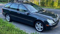 2002 Mercedes-Benz C-Class C 320