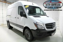 2018 Mercedes-Benz Sprinter Cargo 3500