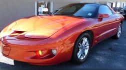 2001 Pontiac Firebird Base