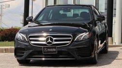 2020 Mercedes-Benz E-Class E 350 4MATIC