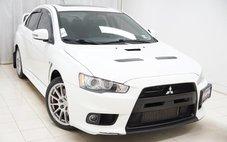 2015 Mitsubishi Lancer Evolution GSR