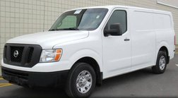 2015 Nissan NV Cargo 1500 SV
